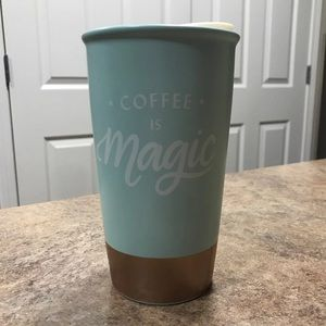 Starbucks Holiday Ceramic Cup Coffee is Magic